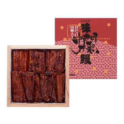 特撰うなぎ佃煮 味爛鰻(あじらんまん) 小箱 1箱